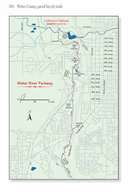Weber River Parkway Trail